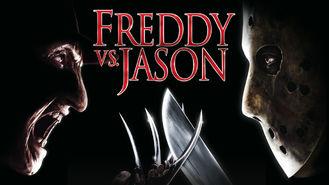 Is Freddy vs. Jason on Netflix?
