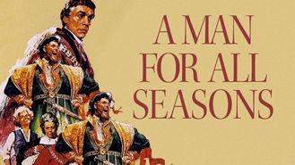 Netflix box art for A Man for All Seasons