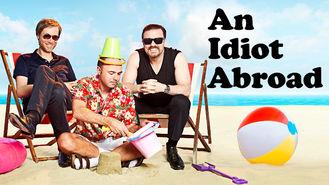 Netflix box art for An Idiot Abroad - Season 1
