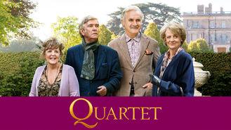 Netflix box art for Quartet