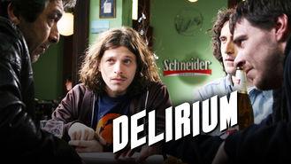Netflix box art for Delirium