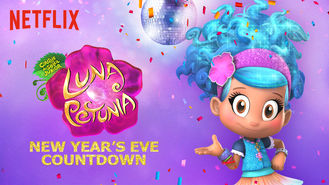 Netflix box art for Luna Petunia: New Year's Eve Countdown