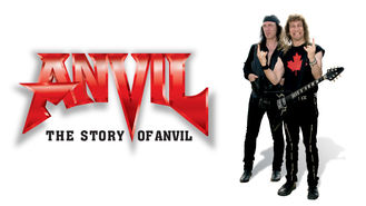 Netflix box art for Anvil! The Story of Anvil