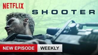 Netflix box art for Shooter - Season 2
