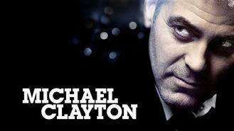 Netflix box art for Michael Clayton