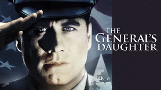 Netflix box art for The General's Daughter