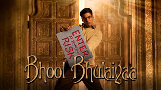Netflix box art for Bhool Bhulaiyaa