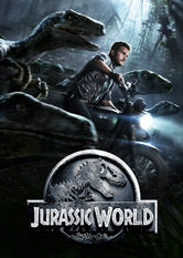 Jurassic World Netflix MX (Mexico)