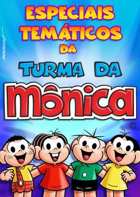 Especiais temáticos da turma da Mônica - Season 1
