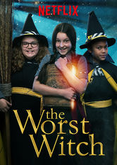 The Worst Witch Netflix AU (Australia)