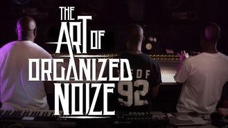 Netflix box art for The Art of Organized Noize