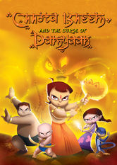 Chhota Bheem And the Curse of Damyaan Netflix AU (Australia)
