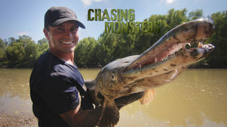 Netflix box art for Chasing Monsters - Season 1