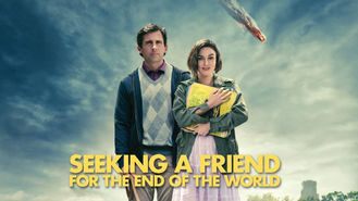 Netflix box art for Seeking a Friend for the End of the World