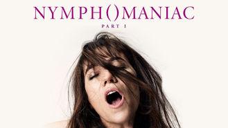 Netflix box art for Nymphomaniac: Volume I