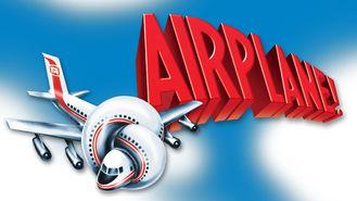 Netflix box art for Airplane!