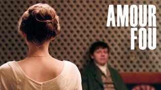 Netflix box art for Amour Fou