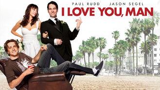 Netflix box art for I Love You, Man