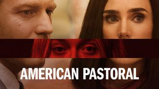 Netflix box art for American Pastoral