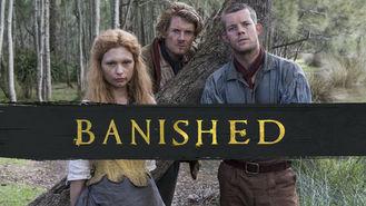 Netflix box art for Banished - Season 1