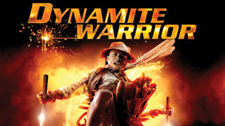 Netflix box art for Dynamite Warrior