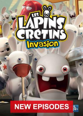 Les lapins crétins: Invasion - Season 3