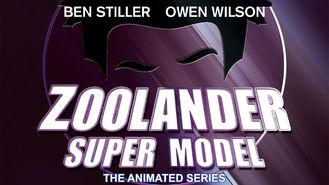 Netflix box art for Zoolander: Super Model