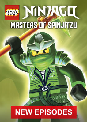 LEGO Ninjago: Masters of Spinjitzu - Season 5