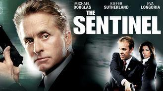 Netflix box art for The Sentinel