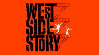 Netflix box art for West Side Story