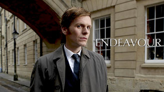 Netflix box art for Masterpiece Mystery!: Endeavour - Season 3