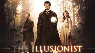 Netflix box art for The Illusionist