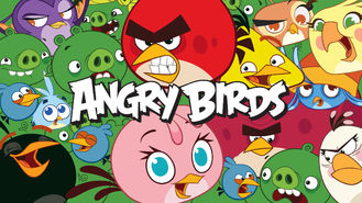 Netflix box art for Angry Birds - Season 1