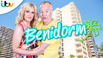 Netflix box art for Benidorm - Season 8