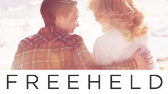 Netflix box art for Freeheld