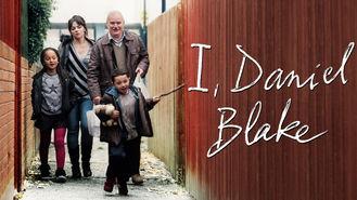 Is I, Daniel Blake on Netflix?