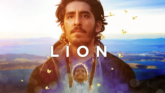 Is Lion on Netflix?