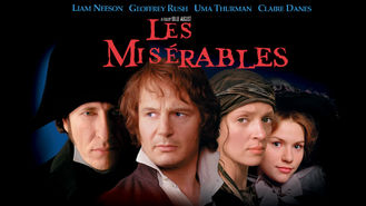 Netflix box art for Les Misérables