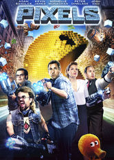 Pixels Netflix UK (United Kingdom)