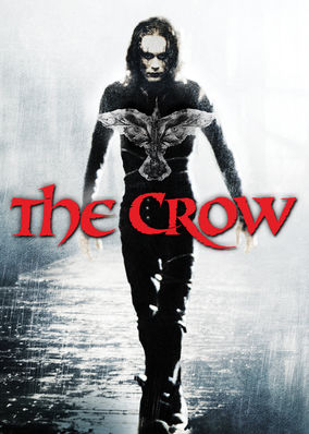 Box art for The Crow