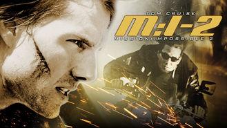 Netflix box art for Mission: Impossible II