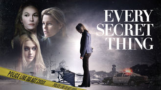 Netflix box art for Every Secret Thing