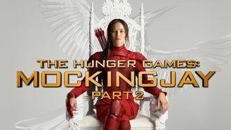Netflix Box Art for Hunger Games: Mockingjay - Part 2, The