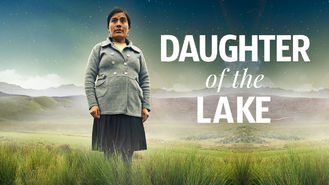 Netflix box art for Daughter of the Lake