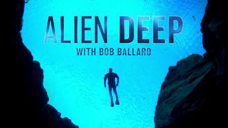 Netflix box art for Alien Deep with Bob Ballard - Season 1