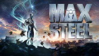 Netflix box art for Max Steel