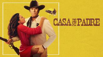 Netflix box art for Casa de mi Padre