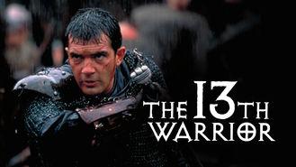 Netflix box art for The 13th Warrior