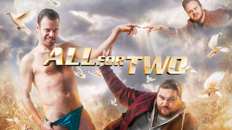 Netflix box art for All for Two