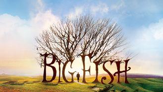 Netflix box art for Big Fish